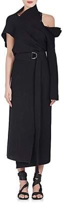 Proenza Schouler Women's Belted Knit Wrap Dress