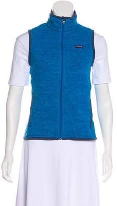 Patagonia Zip-Up Knit Vest