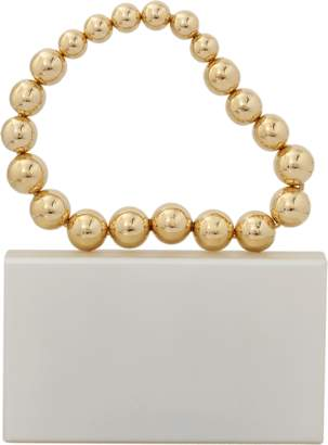 Charlotte Olympia Necklace Pandora Clutch