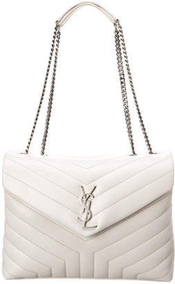 Saint Laurent Medium Loulou Y Matelasse Leather Shoulder Bag