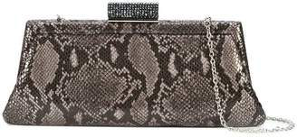 Inge Christopher snake-effect clutch
