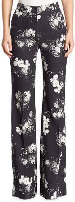 Erdem Women's Kaia Flare Pants