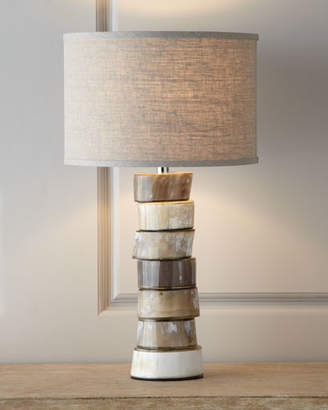 Jamie young lighting shopstyle australia at neiman marcus jamie young stacked horn table lamp mozeypictures Image collections