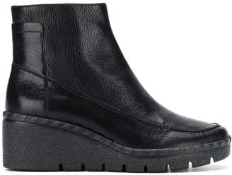 Geox wedge ankle boots