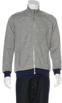 Orlebar Brown Kirk Contrast Sweatshirt w/ Tags