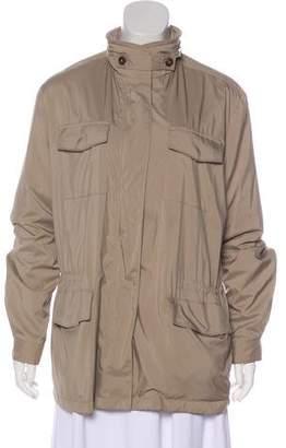 Loro Piana Short Trench Coat