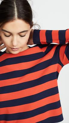 Veronica Beard Broome Long Sleeve Sweater