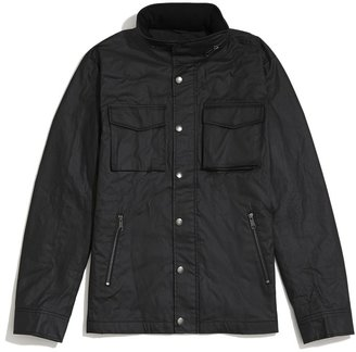 JackThreads Waxed Field Jacket $99 thestylecure.com