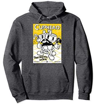 Cuphead Don't Deal With The Devil Poster Graphic Hoodie