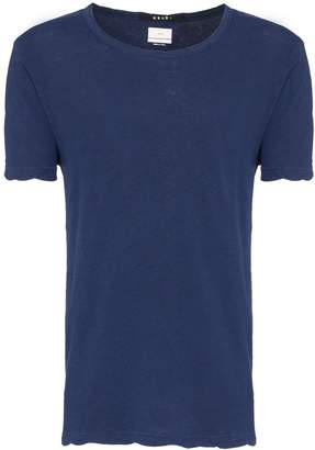 Ksubi scoop neck T-shirt