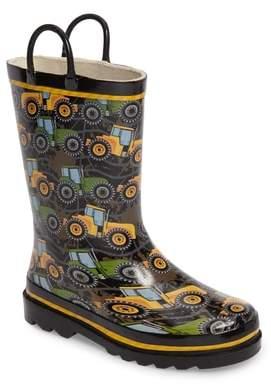 Western Chief Tractor Tough Rain Boot