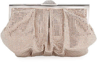 Judith Leiber Couture Natalie Beaded Clutch Bag