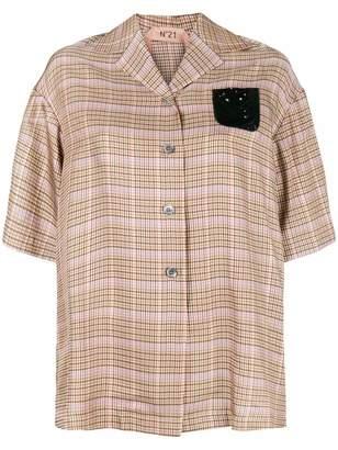 No.21 short sleeved blouse
