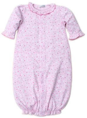 Kissy Kissy Wooly Llamas Printed Convertible Gown, Size Newborn-Small