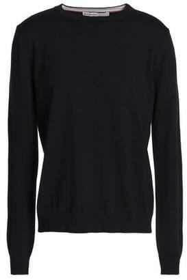 Gentryportofino Wool Silk And Cashmere-Blend Sweater