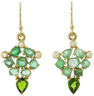 Noga Eva Mystic Moss Earrings