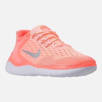 Nike Girls' Grade School Free RN 2018 Running Shoes