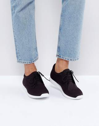 Vagabond Kasai Textile Sneaker In Black