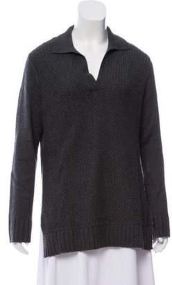 Tory Burch Lightweight Open Knit Sweater