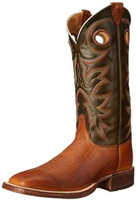 Justin Boots Men's 13 inch Bent Rail Riding Boot