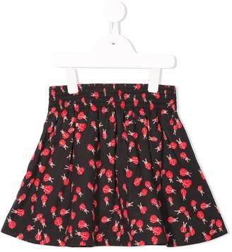 Stella McCartney ladybug print skirt