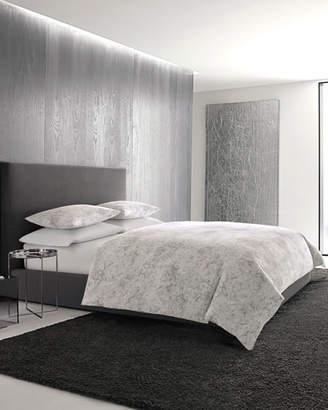 Vera Wang Tulle Floral King Comforter Set