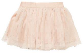 Stella McCartney Metallic Banded Skirt