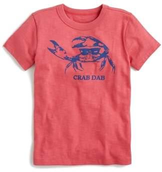 J.Crew crewcuts by Sea Creature Graphic T-Shirt