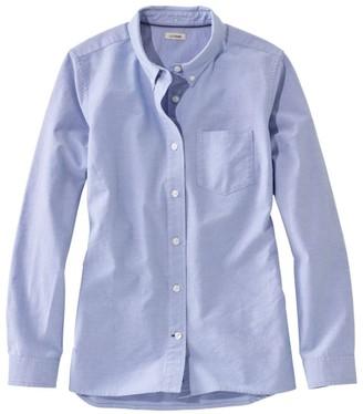 eae00e08ded43 L.L. Bean L.L.Bean Women s Lakewashed Organic Cotton Oxford Shirt