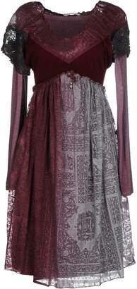 SONIA FORTUNA Short dresses - Item 34620153VN