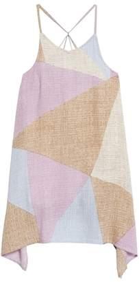 O'Neill Jones Handkerchief Hem Dress