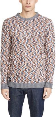 NATIVE YOUTH Roar Knit Sweater