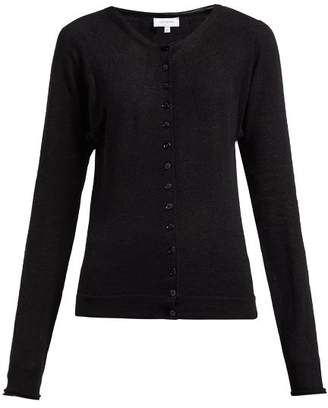 Lemaire Buttoned Cardigan - Womens - Black