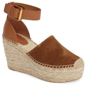 Women's Marc Fisher Ltd Aaron Platform Wedge Espadrille $169.95 thestylecure.com