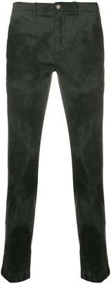 Jacob Cohen Academy tie-dye skinny trousers