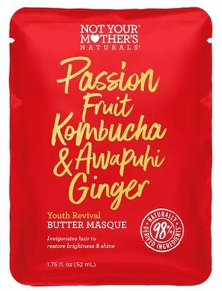 Not Your Mother's Naturals Passion Fruit Kombucha & Awapuhi Ginger Butter Masque - 1.75 fl oz