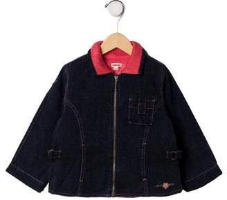 Catimini Girls' Denim Jacket