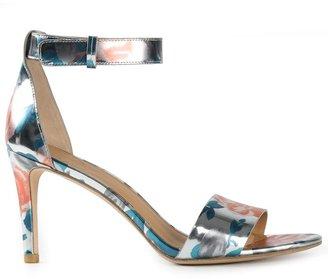 Marc By Marc Jacobs 'Jerrie Rose Specchio' sandals $487.02 thestylecure.com
