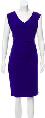 Diane von Furstenberg A-Line Knee- Length Dress
