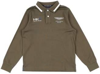 Hackett ASTON MARTIN RACING by Polo shirts - Item 12324532JU