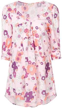 For Love & Lemons floral print dress