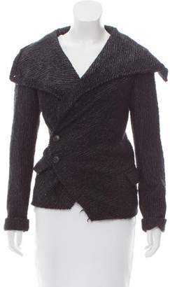 Isabel Marant Knit Alpaca Jacket