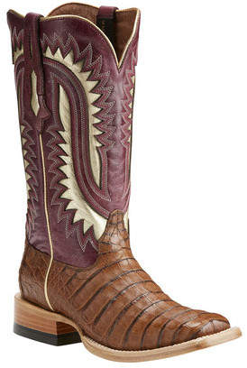 Women's Ariat Silverado Caiman Cowgirl Boot