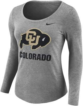 Nike Women's Colorado Buffaloes Logo Graphic Tee