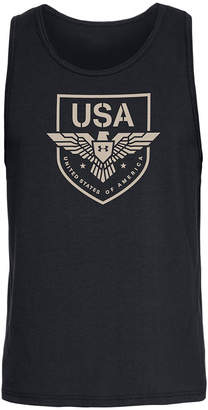 Under Armour Men's Charged Cotton Graphic Tank Top