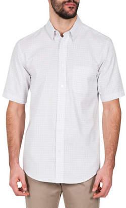 Haggar Checked Sport Shirt