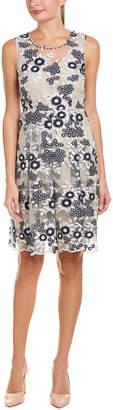 T Tahari A-Line Dress