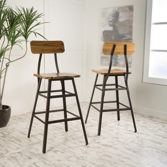 Astounding Wood Bar Chair Shopstyle Gmtry Best Dining Table And Chair Ideas Images Gmtryco