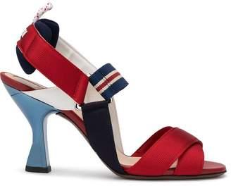 Fendi Colibrì slingback sandals