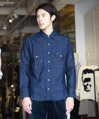 Wrangler (ラングラー) - Joint Works Wrangler 127 Western Shirts